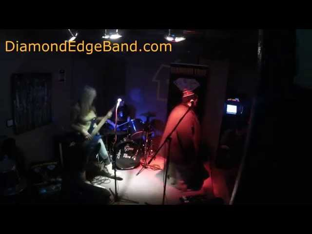 Promo Diamond Edge Band