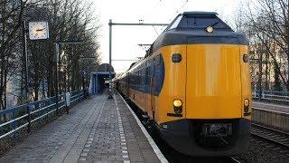 Treinen in Nederland - 12 januari 2014