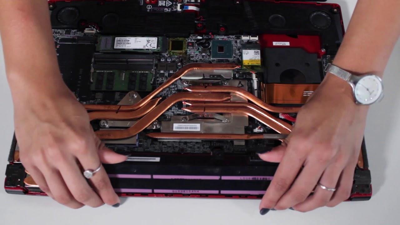 [TUTORIAL MSI] - Amplia la RAM de tu portátil
