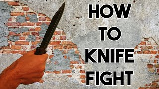 Everything About Knife Fighting - Response to Lindybeige