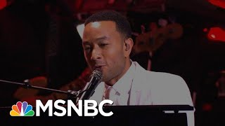 John Legend Performs 'All Of Me' | MSNBC