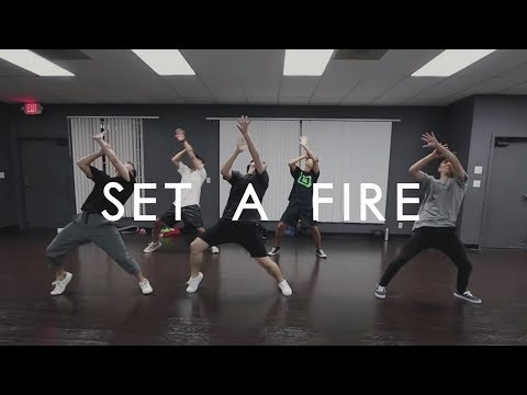 Set a Fire  Tim Be Told  V3 Dance