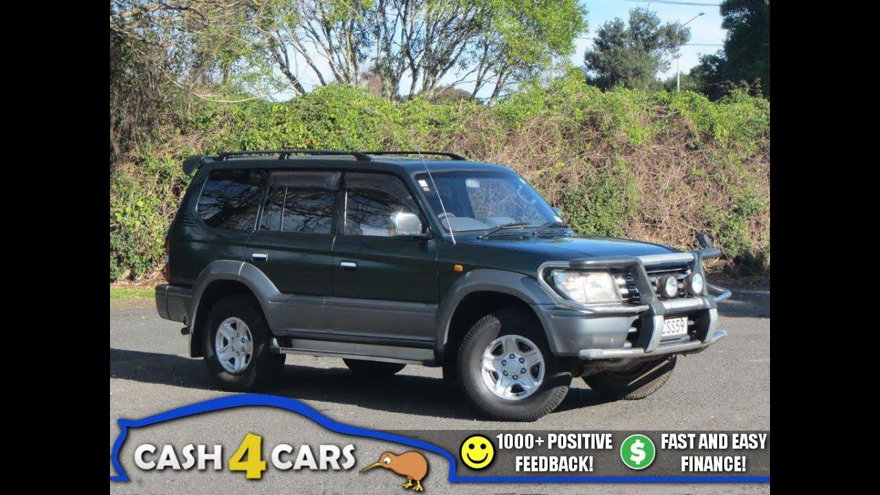 9 Seater Suv >> 1997 Toyota Land Cruiser Prado 8 Seater Auto SUV ...