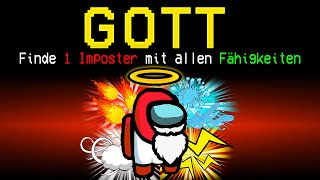 Neue GOTT ROLLE in Among Us!