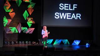#stopSELFswearing - join the movement! | Cris Linnares | TEDxFargo