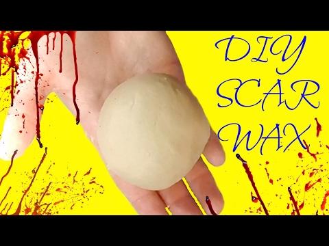 Easy DIY Scar Wax