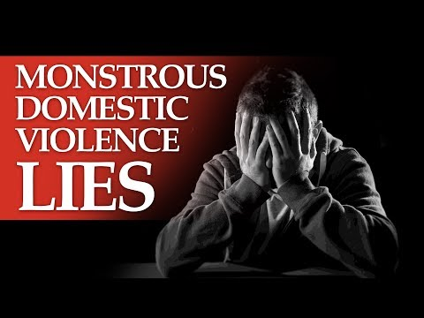 Bettina Arndt on Monstrous Lies about Domestic Violence