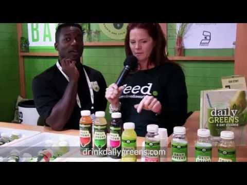 Daily Greens interview with Seed Media at Natural Products Expo East 2016