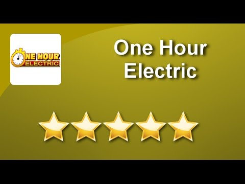 One Hour Electric Las Vegas Electricians Call 702-383-0817