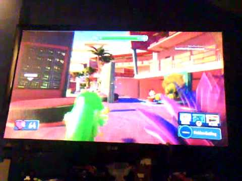 Plants vs Zombies Garden Warfare Full Game Play and Tips by J is for jack06