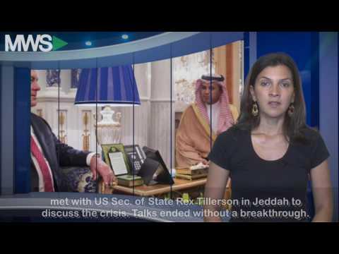 MENA Report: July 14th, 2017