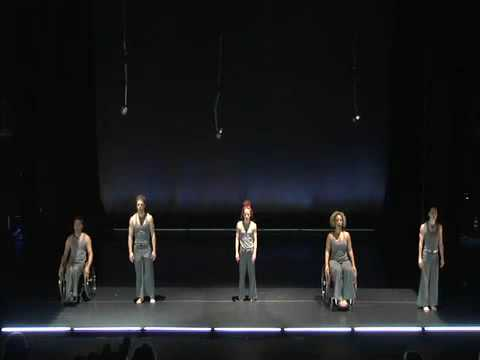 AXIS Dance Company excerpt from LightShelter