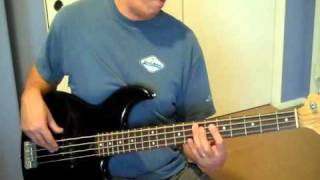 """De Do Do Do, De Da Da Da""  ( The Police)  Bass Cover"