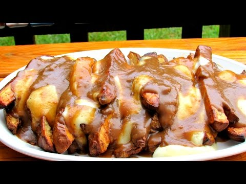 Save How To Make Poutine - Grilled Poutine Recipe - French Fries, Gravy and Cheese Screenshots
