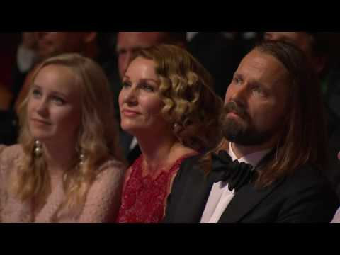 Polar Music Prize Ceremony at Stockholm Concert Hall 3/4