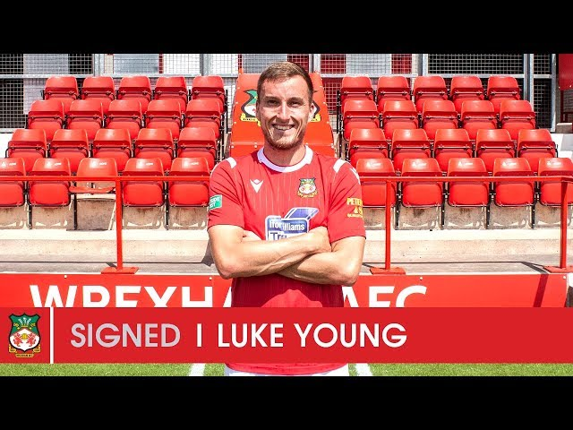 SIGNED | Luke Young and his contract extension