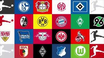 Alle Bundesliga Torhymnen 2017/18
