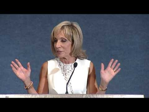 2013 Fourth Estate Award Gala Honoring Andrea Mitchell