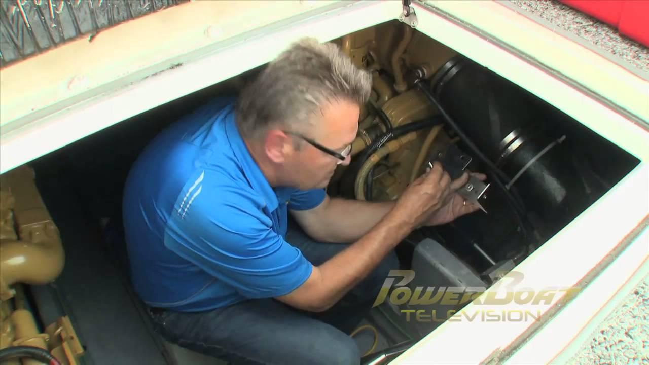 How To Upgrade Digital Throttle Shift Powerboat Tv Youtube 1987 Bayliner Volvo Penta Wiring Diagram
