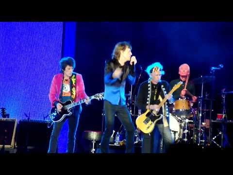 Hate to see you go - The Rolling Stones, Letzigrund Zurich 20-9-2018