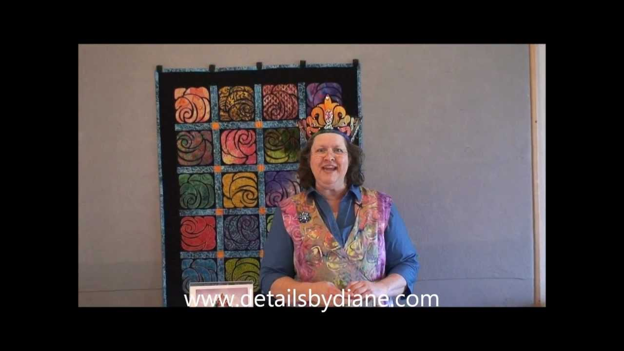 QUILTING GADGETS 101 with Details By Diane - YouTube : quilting gadgets - Adamdwight.com
