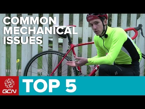 5 Common Mechanical Issues & How To Fix Them | GCN's Cycling Tips