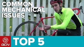 5 Common Mechanical Iṡsues & How To Fix Them | GCN's Cycling Tips