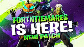 MY FIRST GAME OF FORTNITEMARES NEW LOCATION REACTIONS Fortnite BR Full Match
