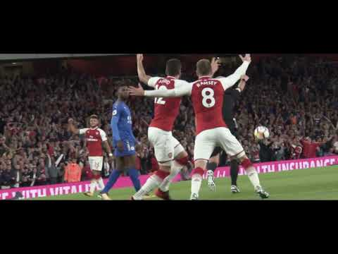 Arsenal 4-3 Leicester City 11/08/2017