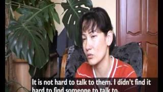 Uzbek migrants in Russia ( O'zbek migrantlari Yakutsk da )