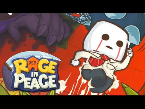 Rage in Peace - Worst Day of Work Ever! - Let's Play Rage in Peace Gameplay
