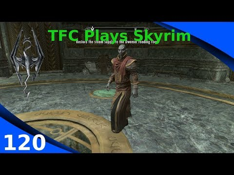 A Wizard And Ruins - TFC Plays Skyrim ep120