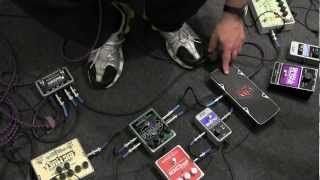 Musikmesse 2012: Electro-Harmonix Crying Tone Pedal