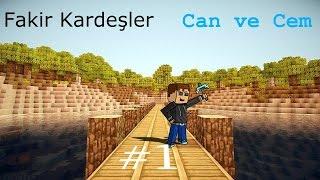 Minecraft Fakir Çocuklar - Bölüm #1