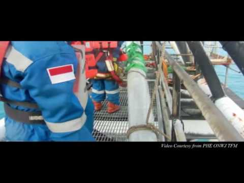Mesitech Installasi Offshore