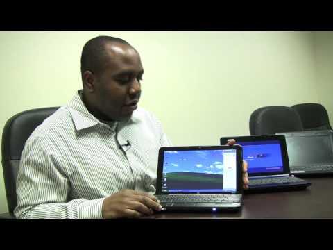 Acer Aspire, HP Mini, MSI Wind Notebook Comparison