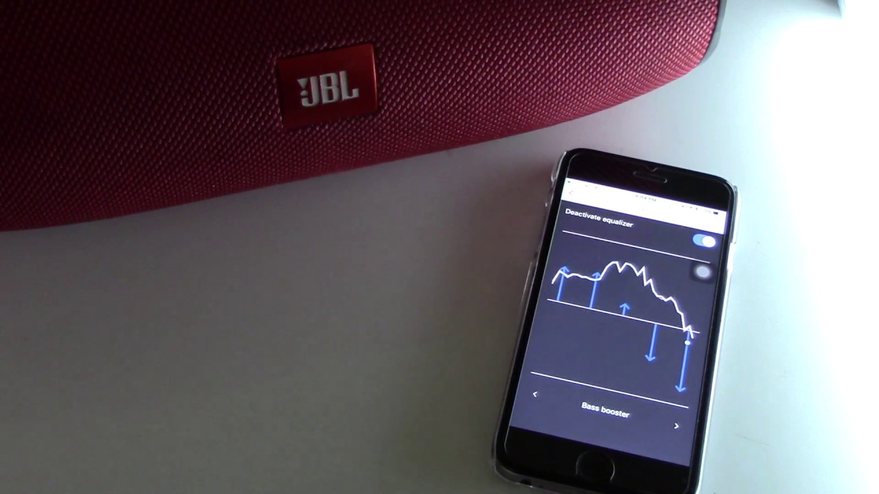 BEST EQUALIZER FOR JBL SPEAKERS - INCREASE BASS!!! - JBL Xtreme , JBL  Charge 3