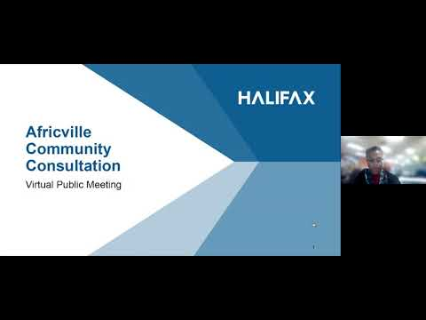 Windsor Street Exchange Redevelopment - Africville Community Consultation