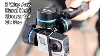 feiyu tech g3 ultra 3 axis gimbal review