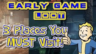 Fallout 4 | 3 Early Game Locations You MUST Visit!