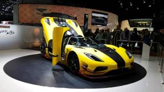 Koenigsegg One-1 2014 Videos