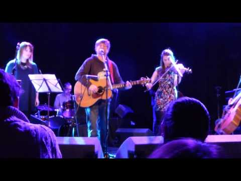 King Creosote - Cockle Shell - Live Manchester Academy 27.01.15