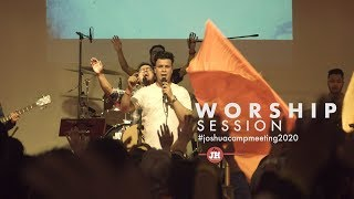 Worship session-2 // Joshua camp meeting, 2020