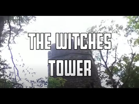 Witches Tower Dayton Ohio - Exploration