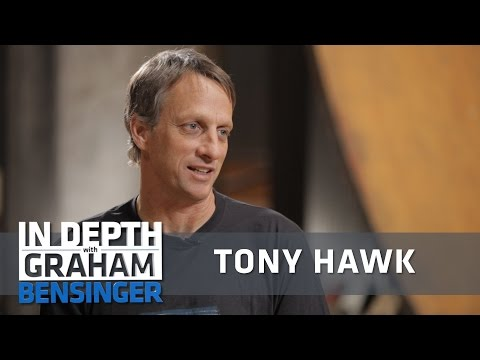 Tony Hawk: My company nearly tanked twice