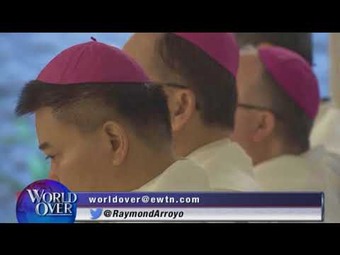 World Over - 2018-05-17 - Latest Vatican News, Robert Royal with Raymond Arroyo