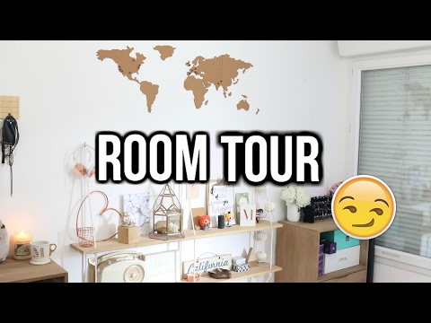 ROOM TOUR 2017 !
