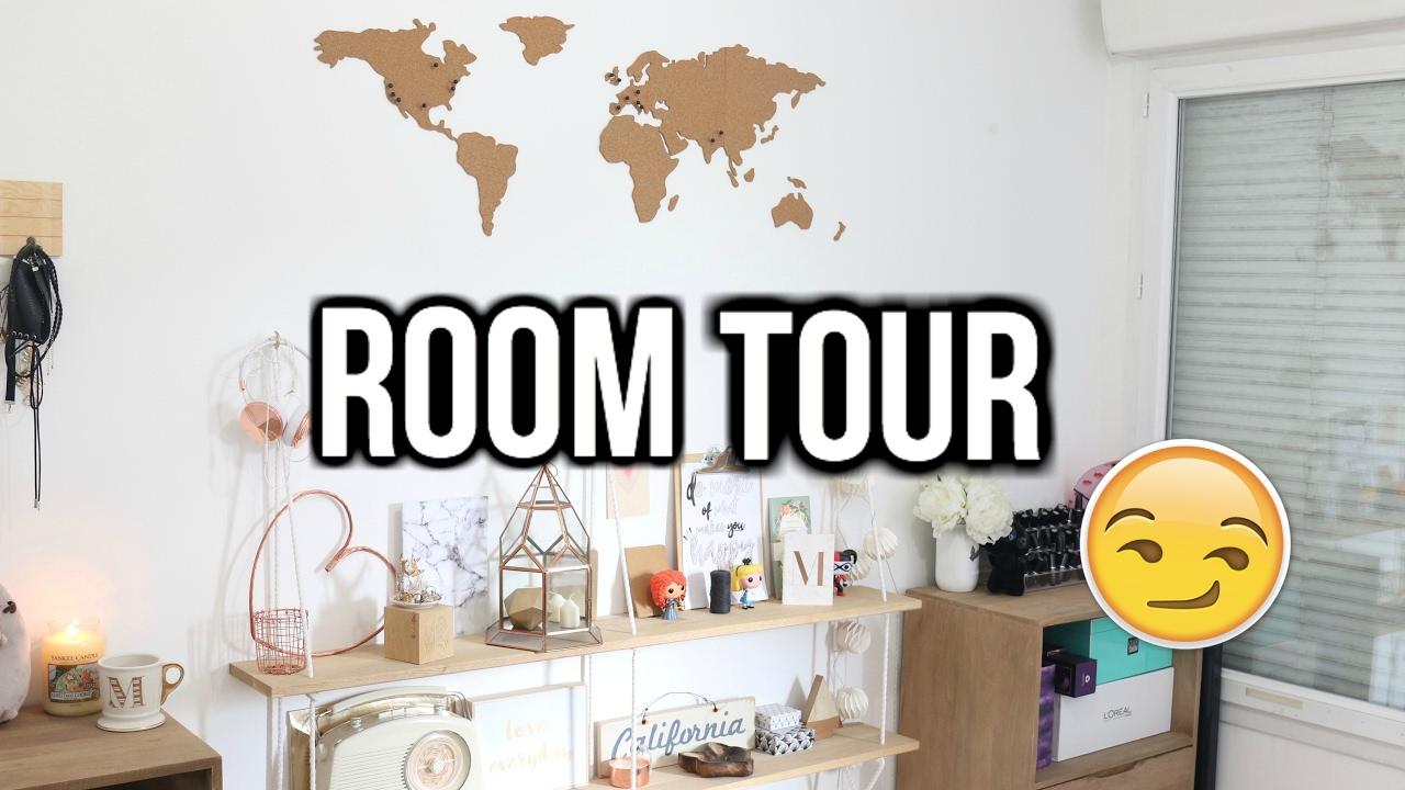 ROOM TOUR 2017 ! - YouTube