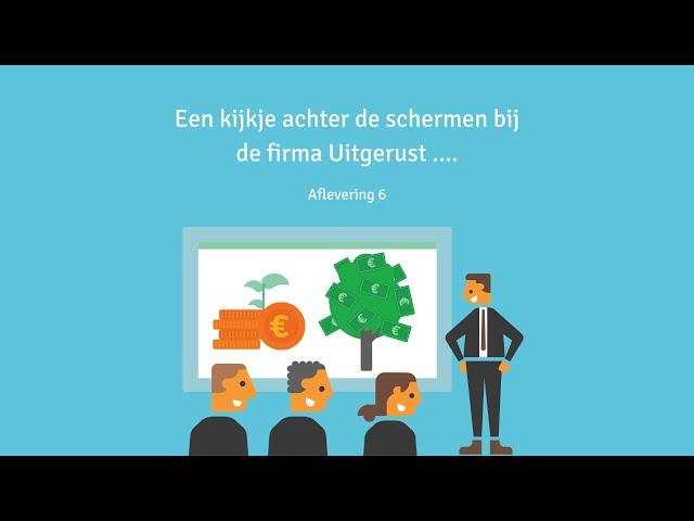Aflevering 06 - Een kijkje achter de schermen bij de firma Uitgerust.