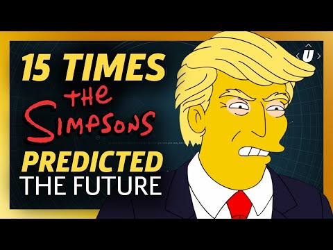 Big D - Do You Believe? The Simpsons Predict The Future...15 TIMES!!!